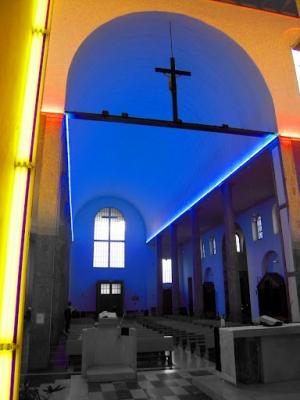 Santa Maria in Chiesa Rossa, Milano.